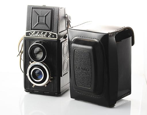 دوربین عکاسی لوبیتل ساختمان دوربین عکاسی