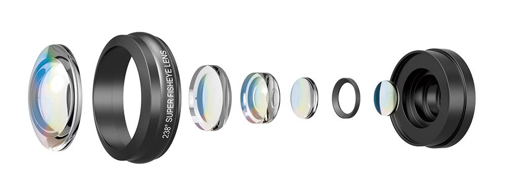 ساختار لنز دوربین عکاسی