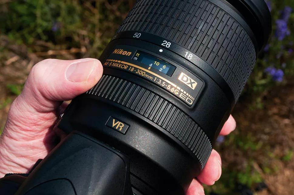 تنظیمات فاصله کانونی لنز عکاسی