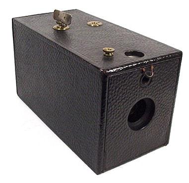 اولین دوربین فیلم رولی کداک