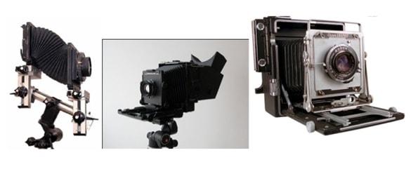 دوربین قطع بزرگ Large Format