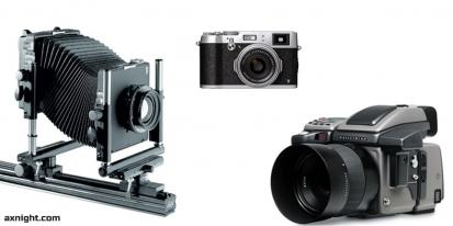 فرمت های دوربین عکاسی